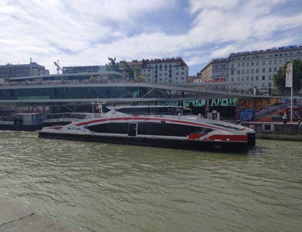Schiffstation Wien City