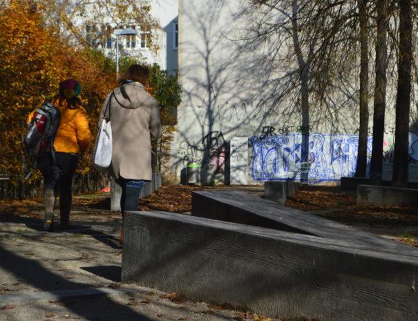 Turnertempel Gedenkstette in Wien