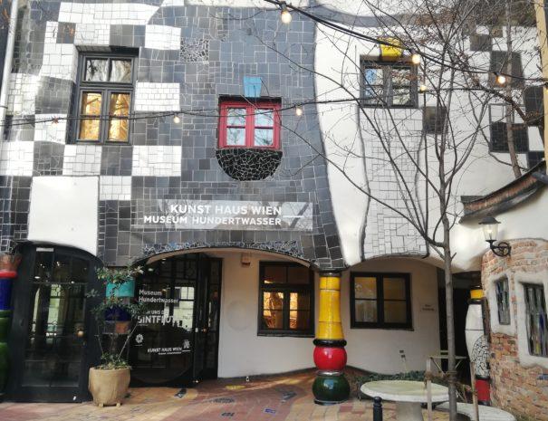 Kunst Haus Wien Hundertwasser