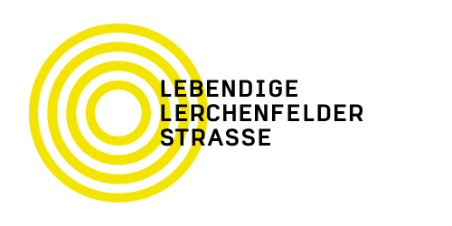 Logo Lebendige Lerchenfelder Strasse